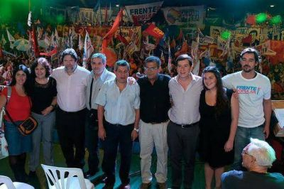 �El Frente Popular dar� el gran batacazo en agosto�, aseguran los m�s cercanos a V�ctor de Gennaro