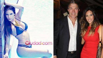 Barby Franco confirmó que sigue en el Bailando con Fernando Burlando: