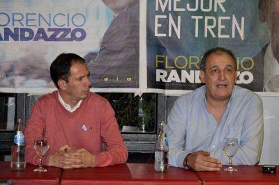 En Mar del Plata, ferroviarios y portuarios apoyan a Randazzo