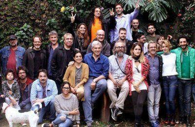 Julián Domínguez abordó políticas culturales con un grupo de artistas
