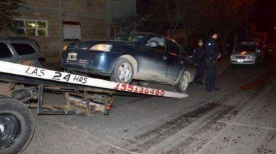 Un hombre mayor atropellado en Caleta Olivia quedó hospitalizado