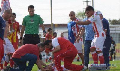 El jugador de Atlético Paraná, Cristian Gómez murió en cancha de Boca Unidos