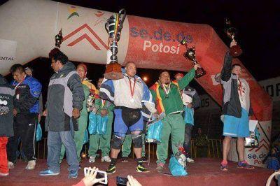 Eliseo Peñalba fue campeón en Potosí y ya piensa en el mundial