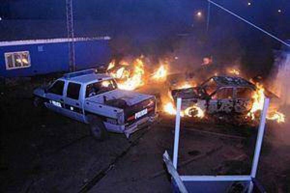 Un crimen desató la barbarie en Monte Hermoso