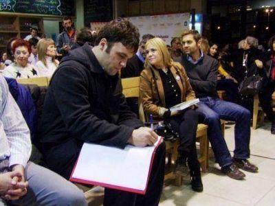 De Marco acompa�� el 10� Encuentro Binacional de Antiguos Pobladores