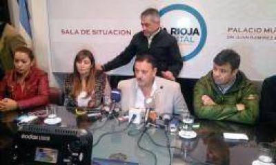 """""""Apostamos a que Ricardo Quintela sea diputado nacional"""""""