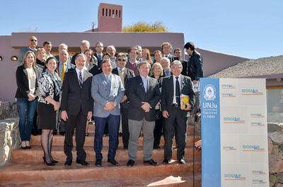 Después de 15 años, la UNLaR regresó a la red de universidades que integran la zona del Norte Grande Argentino