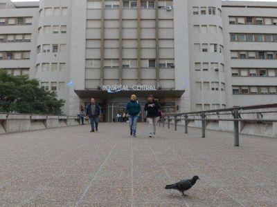 El hombre muerto en el Hospital Central fue asesinado con una piedra de 30 kilos