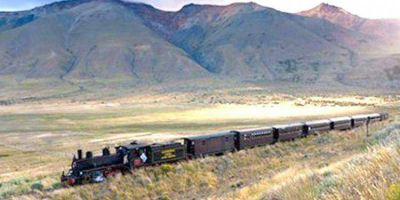 IMPORTANTE CELEBRACI�N: La Trochita, 70 a�os a todo vapor por la Patagonia