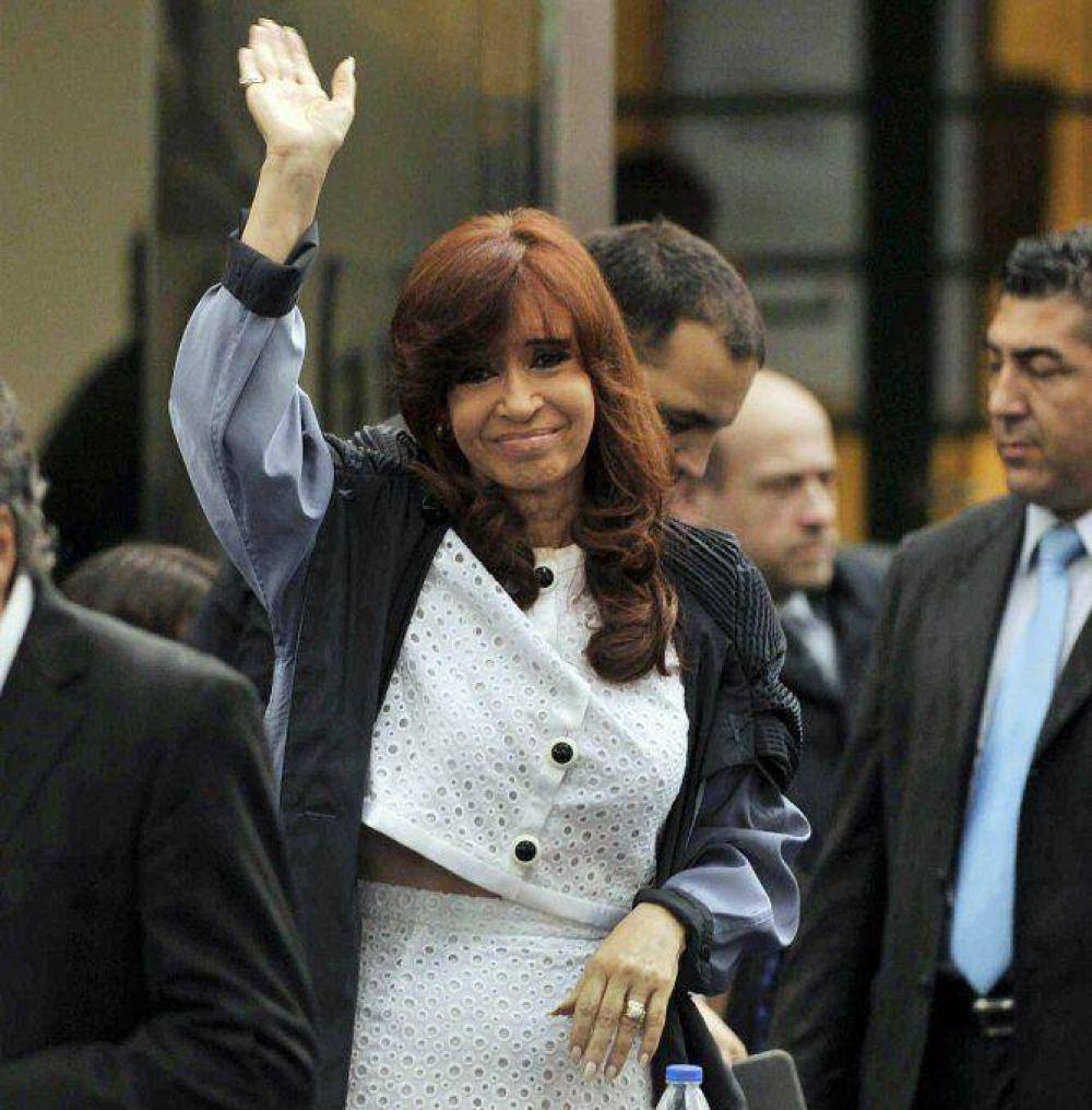 Cristina Kirchner celebró la beatificación del Obispo Romero