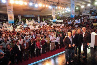 La Lista Celeste Unidad trazó su estrategia electoral