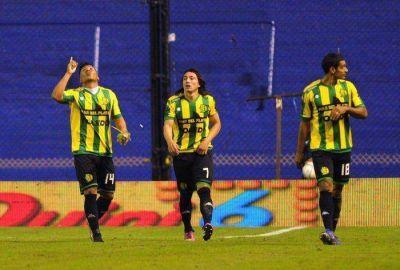 Hist�rica goleada de Aldosivi ante Boca