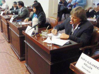 Transporte – el Concejo Deliberante aprobó la adjudicación de las lineas urbanas