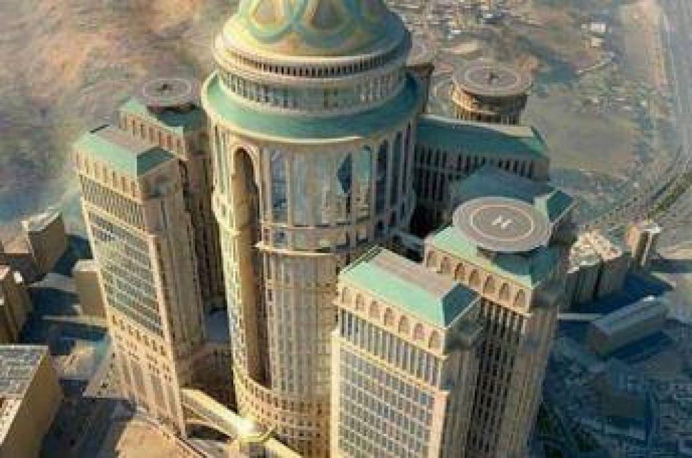 El hotel más grande del mundo será construido en La Meca