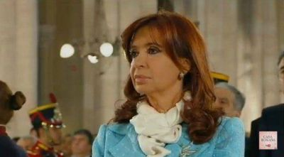 Cristina Kirchner encabezó el Tedeum en la Basílica de Luján