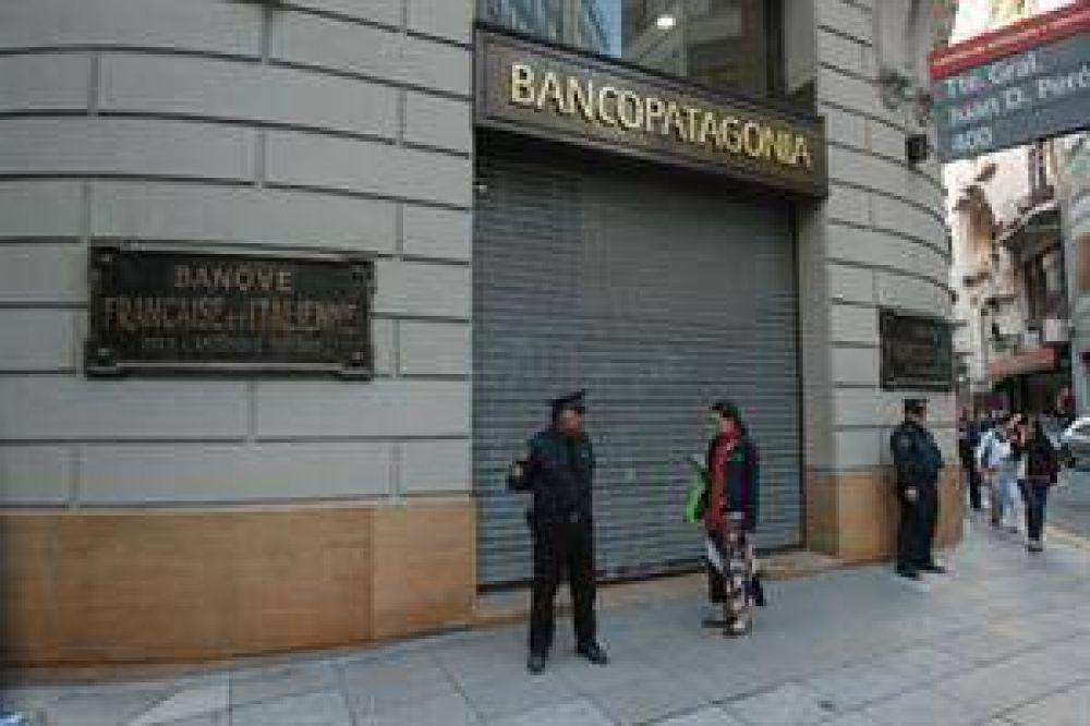 Los bancarios ratificaron el paro de 48 horas: podría faltar dinero en los cajeros