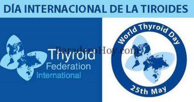 Día Mundial de Tiroides: las cinco claves de la enfermedad…