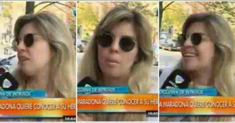 Dalma Maradona habl� de todo: el esc�ndalo con Candelaria Tinelli; el encuentro con Dieguito Fernando; y la exposici�n de su novio