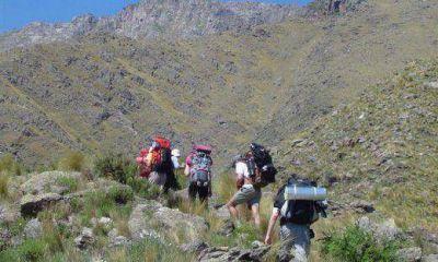 Hallaron a turistas extraviados en inmediaciones al cerro Champaquí