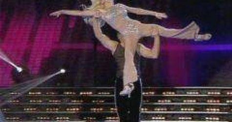 Bailando: debut� Luli Salazar y habl� de su peso