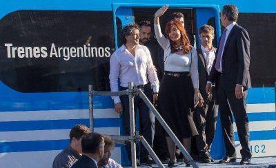 Mejorar�n el corredor ferroviario Buenos Aires-Mar del Plata