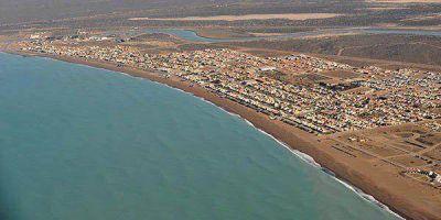 Playa Unión perderá 47 metros de costa si no se hacen obras contra la erosión