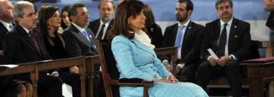 Beder Herrera participó junto a la Presidenta de los actos del 25 de mayo