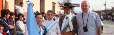 Desde hace casi 20 años en el barrio de Almagro en Buenos Aires guardan un milagro eucarístico
