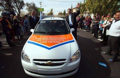 Ciurca sumó otro proyecto cuestionado: la Policía municipal