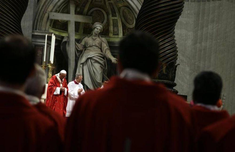 """«Los crstianos reciben un """"estipendio"""" de Jesús: parecerse a Él»"""