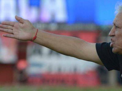 Gallego es el técnico de Newell's hasta el receso por la Copa América