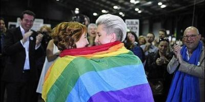 La legalización del matrimonio homosexual en Irlanda,