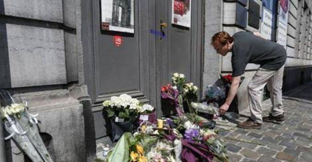 Bélgica: A un año del atentado al Museo de Bruselas, cientos de personas participan de los homenajes a las víctimas