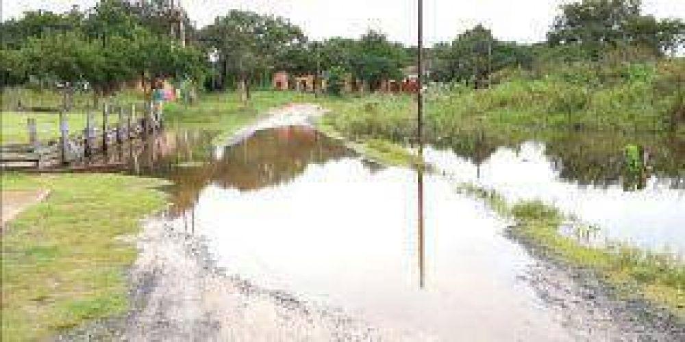 Continúan las complicaciones por lluvias en el interior