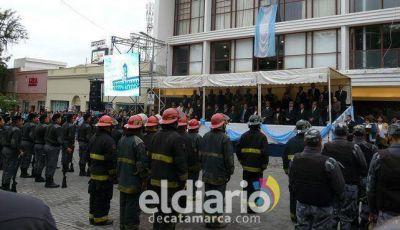 Catamarca celebró un nuevo aniversario de la Patria