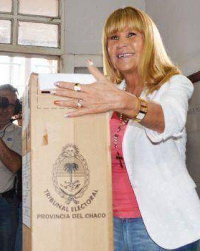 Aída Ayala relativizó el resultado electoral: La verdadera elección es en septiembre