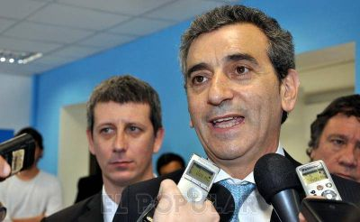 Florencio Randazzo estará en la prueba del tren de pasajeros 0 kilómetro