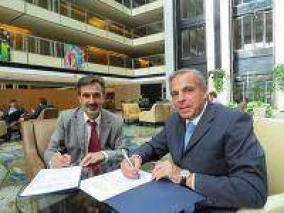 Acuerdo con Neuquén para instalación de equipos vulcanológicos