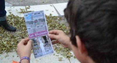 El Gobierno trabaja activamente en diferentes barrios en torno a la prevenci�n de adicciones