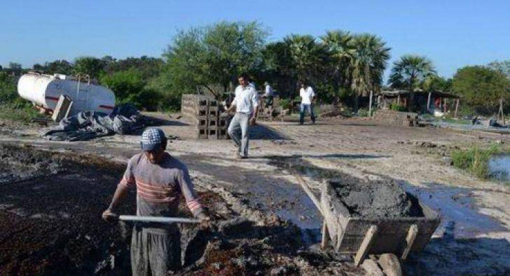 Se acentúa la producción de ladrillos en un contexto de renovado optimismo del sector