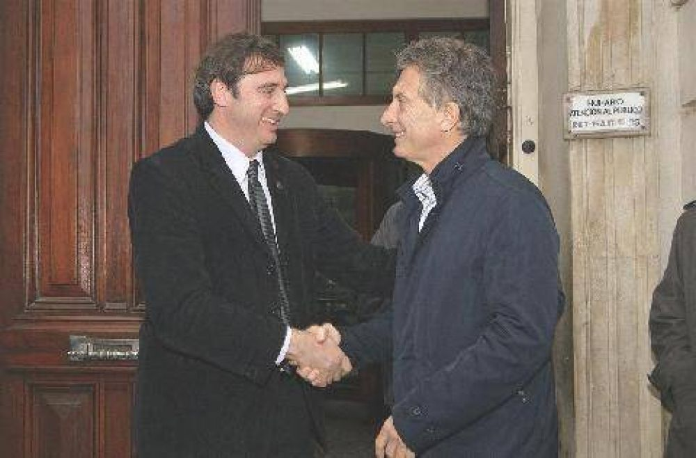Oscar Luciani será el precandidato a intendente por el PRO