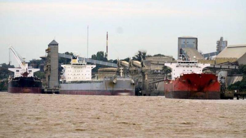 Se agrava el paro de aceiteros: hay casi cien barcos varados en los puertos