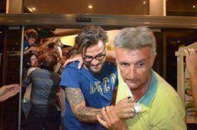 Copa Argentina: Boca llegó a San Juan con todas sus figuras