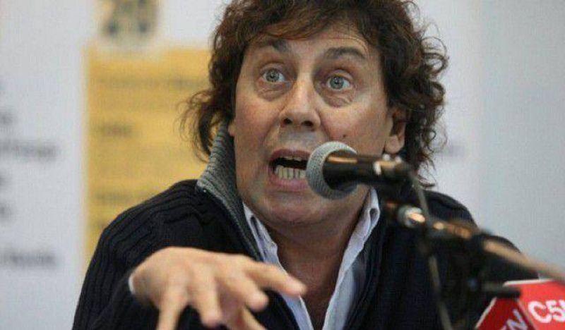 Pablo Micheli llega mañana a San Juan