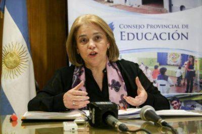 Sánchez informó que el sumario administrativo que instruyó detectó un desvío de ingreso de personal