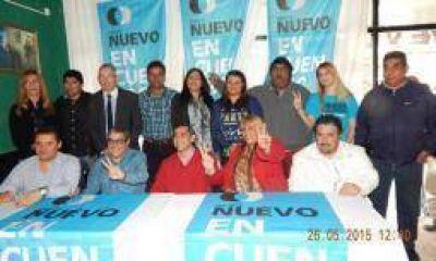 Nuevo Encuentro se encolumnó tras la candidatura de Paredes Urquiza