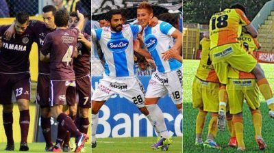 Además de Boca, Lanús, Atlético Rafaela y Crucero del Norte buscarán sellar su boleto a la siguiente instancia