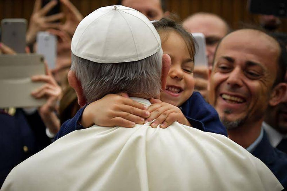 Papa Francisco: Sean pequeños y humildes, así serán grandes para Dios