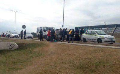 Operativo policial en La Punta genera sospechas por parte de dirigentes locales