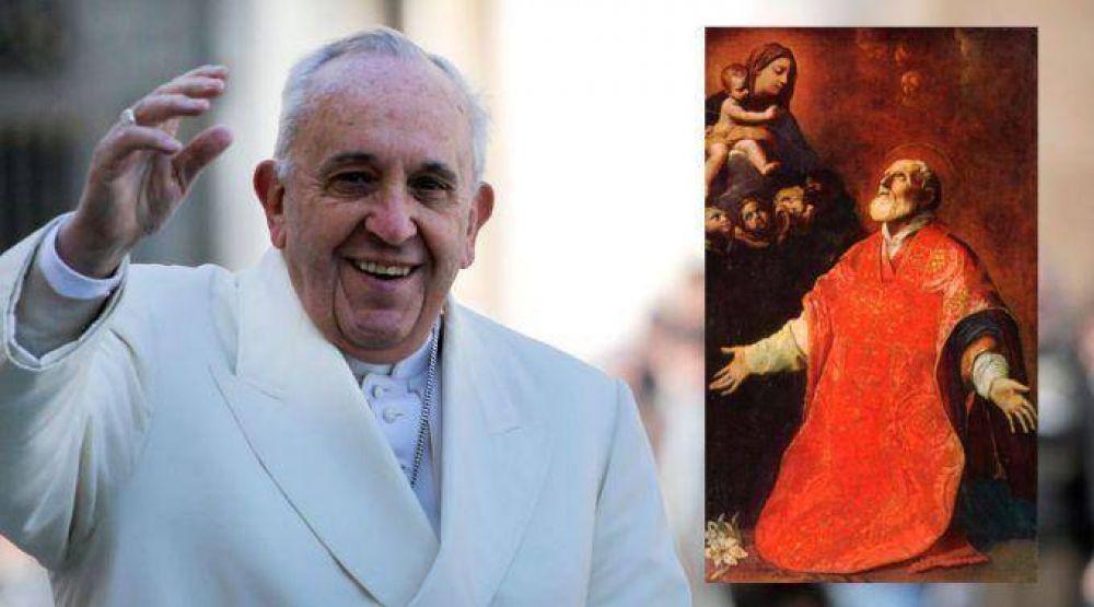 Papa Francisco: Necesitamos personas que recen y enseñen a rezar como San Felipe Neri